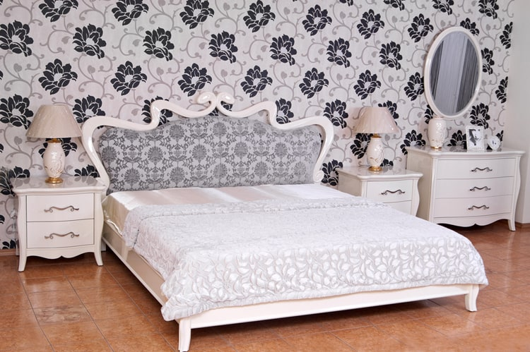 38 Black and White Bedrooms 215