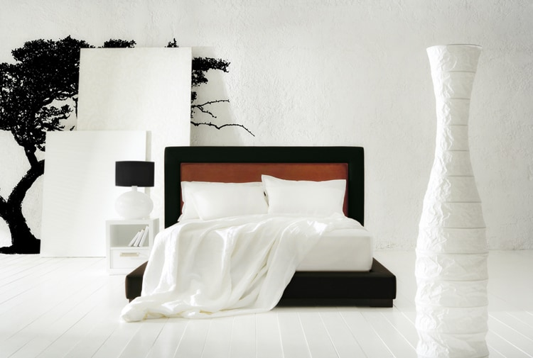 38 Black and White Bedrooms 217