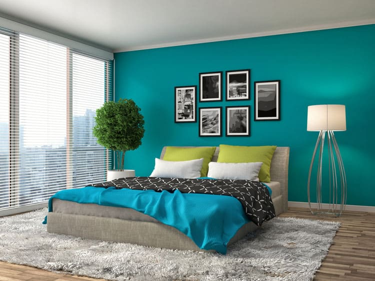 Blue Bedroom Ideas 132