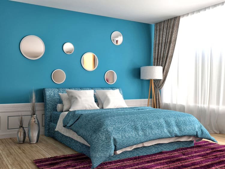 Blue Bedroom Ideas 133