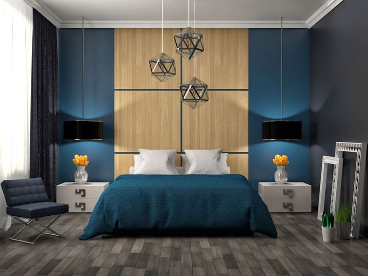 Blue Bedroom Ideas 139