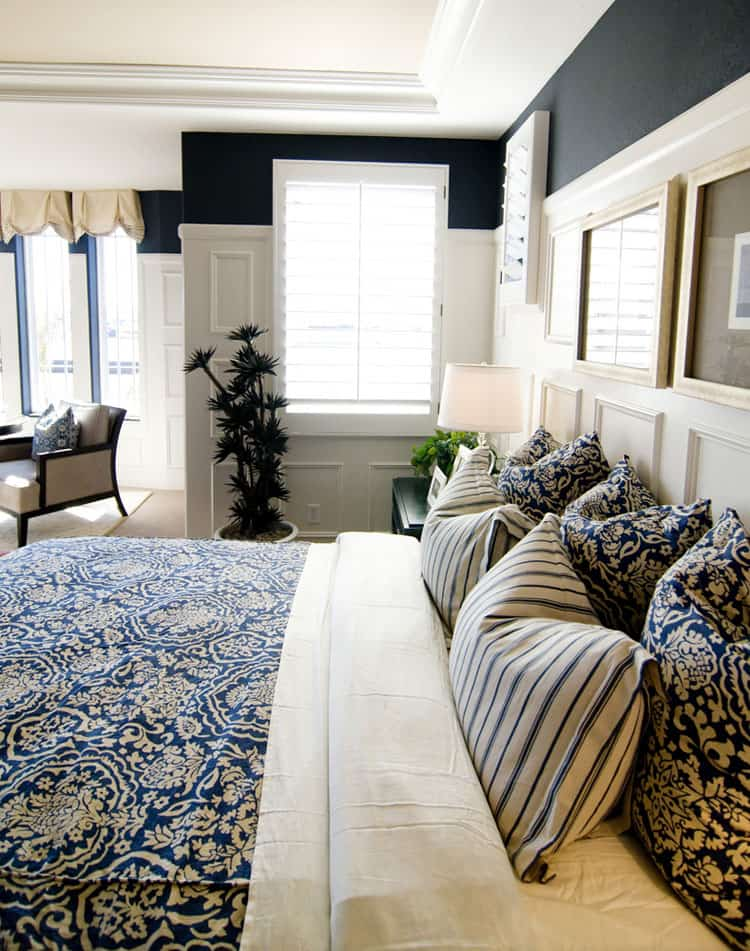 Blue Bedroom Ideas 141