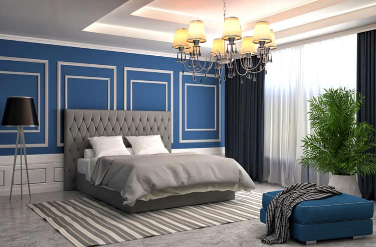 Blue Bedroom Ideas 146