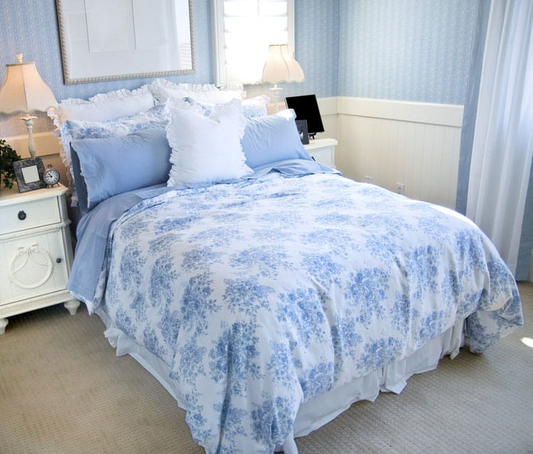 Blue Bedroom Ideas 148