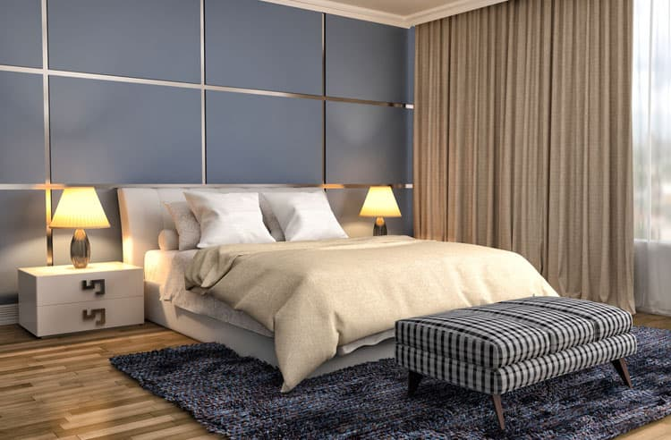 Blue Bedroom Ideas 155