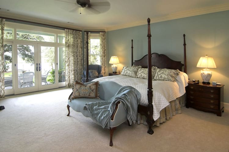 Blue Bedroom Ideas 156