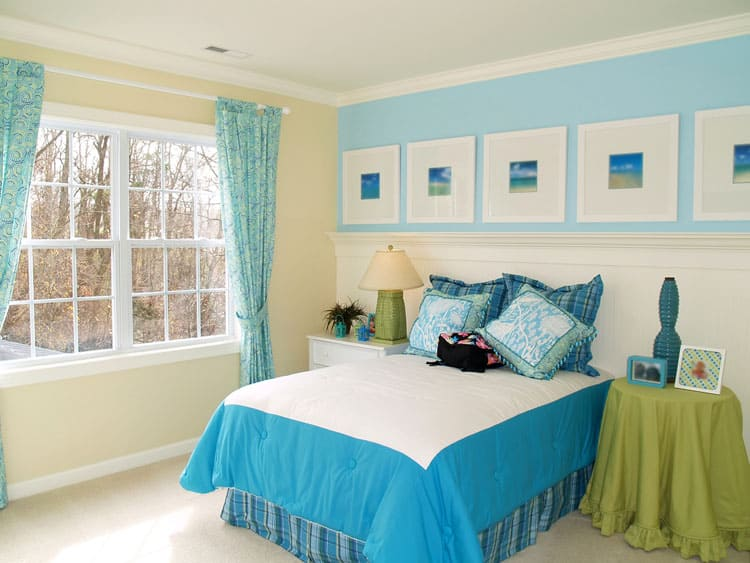 Blue Bedroom Ideas 157