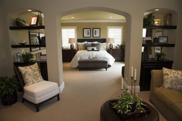 58 Magnificent Master Bedrooms 38