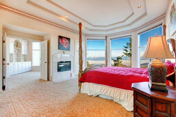 58 Magnificent Master Bedrooms 40
