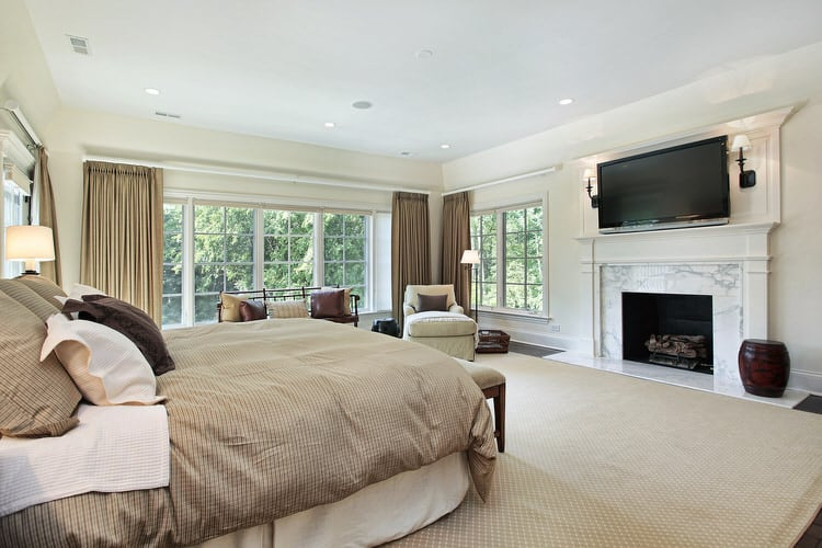 58 Magnificent Master Bedrooms 41