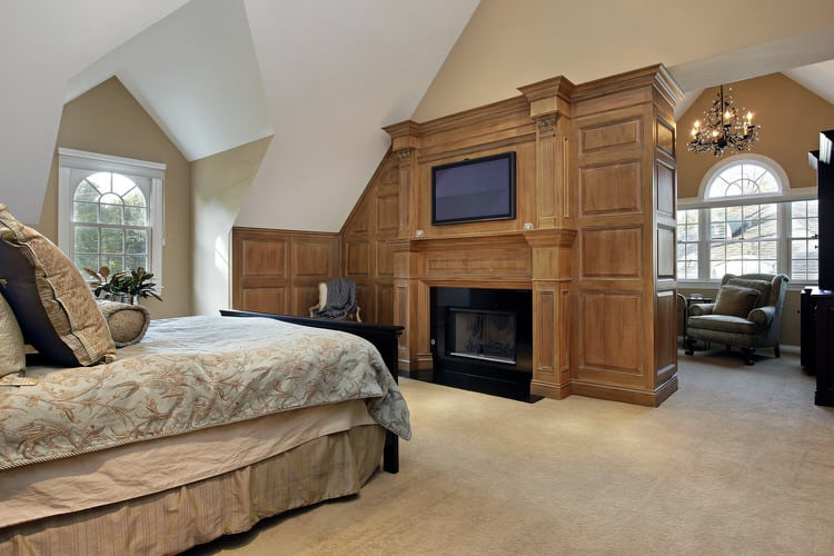 58 Magnificent Master Bedrooms 50