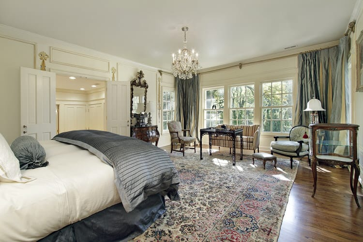 58 Magnificent Master Bedrooms 26