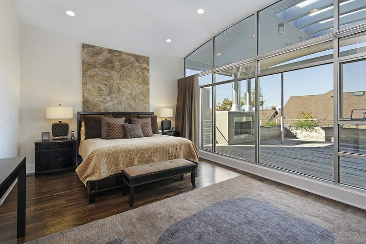 58 Magnificent Master Bedrooms 58