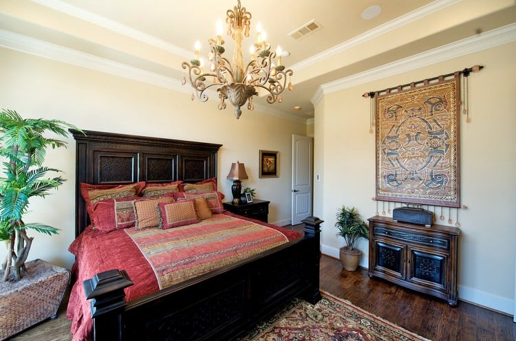 58 Magnificent Master Bedrooms 60