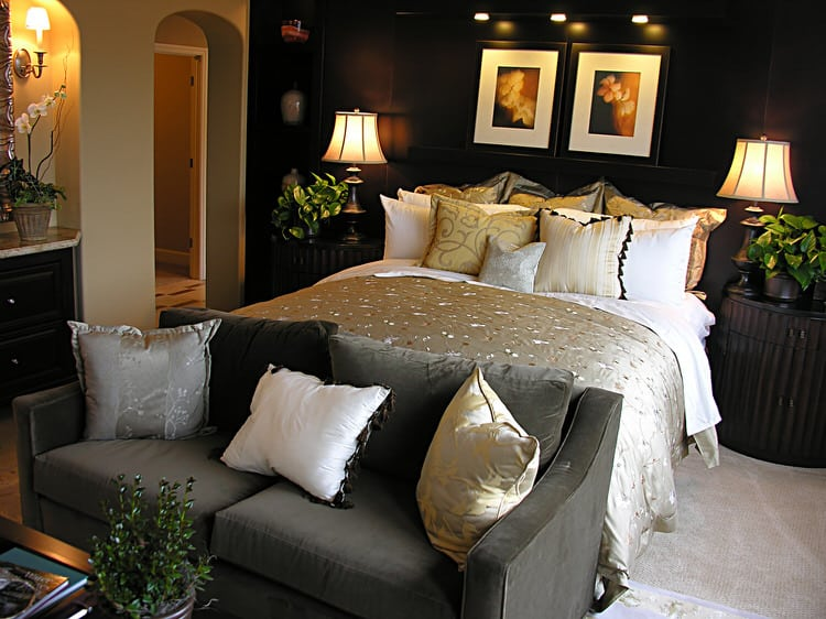 58 Magnificent Master Bedrooms 67