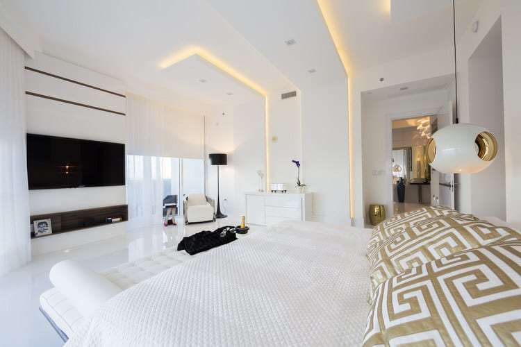 58 Magnificent Master Bedrooms 79