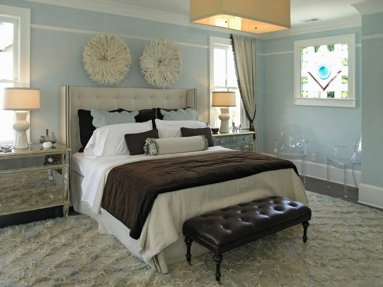 58 Magnificent Master Bedrooms 80