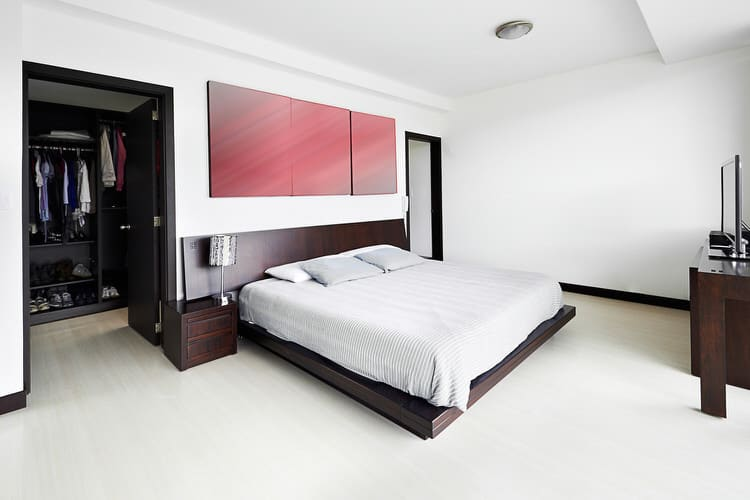 41 Fantastic Red and Black Bedrooms 97