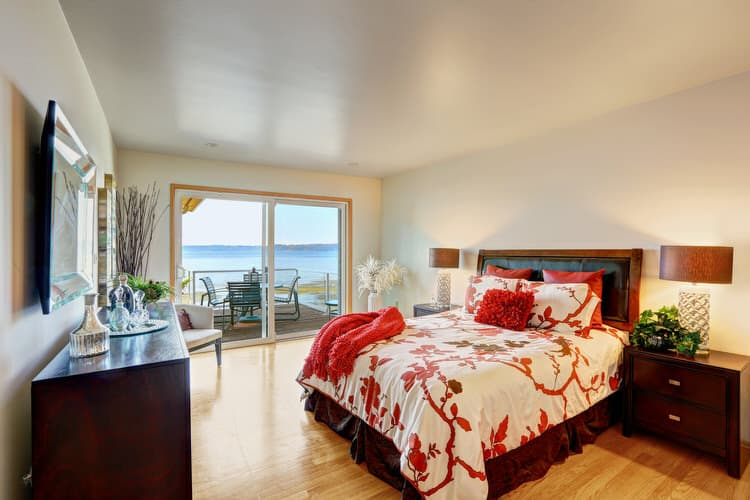 41 Fantastic Red and Black Bedrooms 101