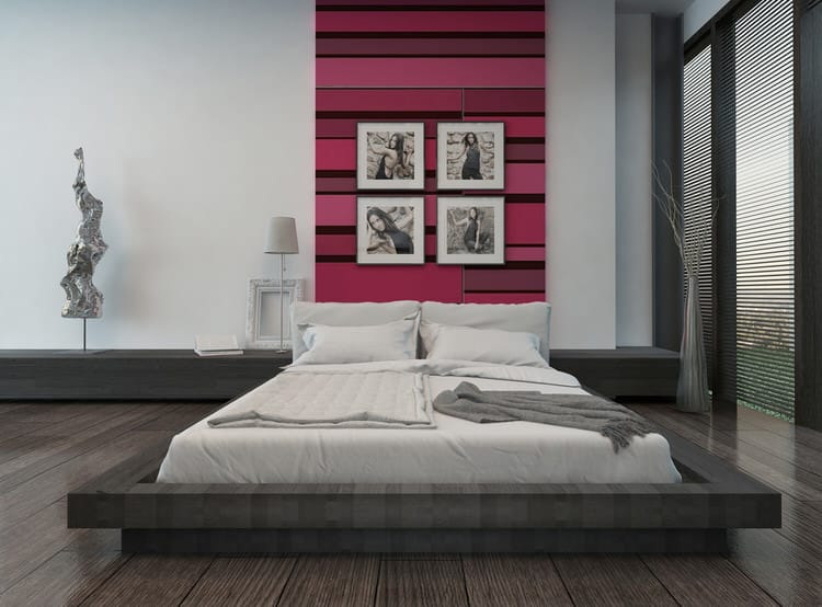 41 Fantastic Red and Black Bedrooms 102