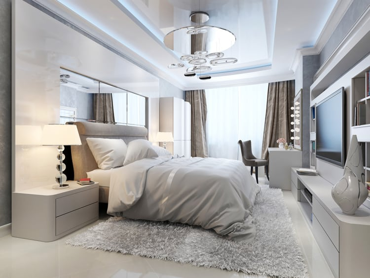 White Bedroom Decorating Ideas 2