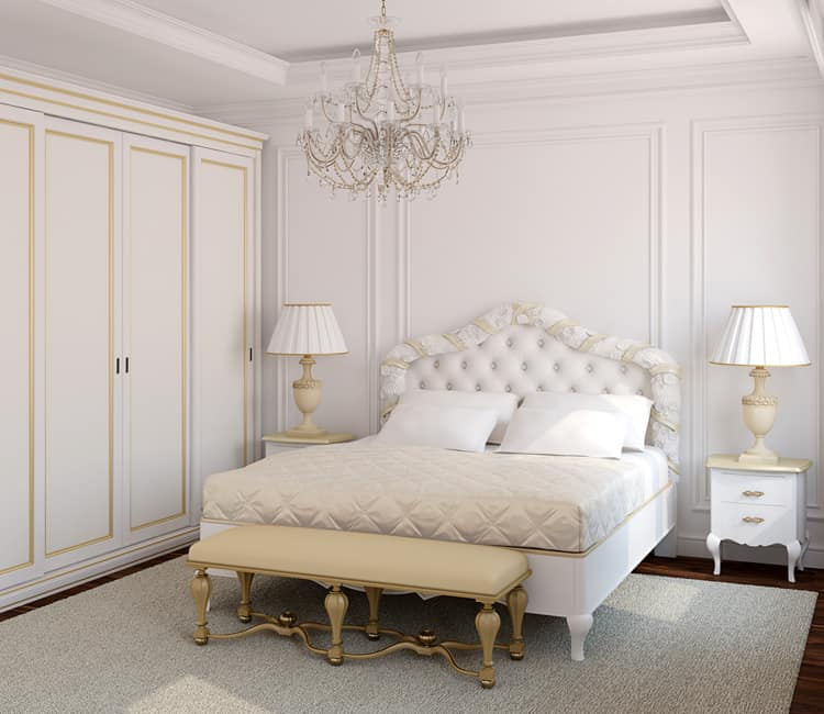 White Bedroom Decorating Ideas 9