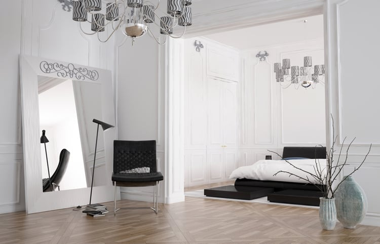 White Bedroom Decorating Ideas 19