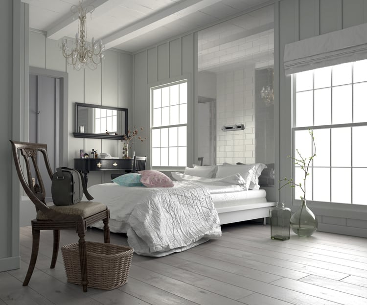 White Bedroom Decorating Ideas 20