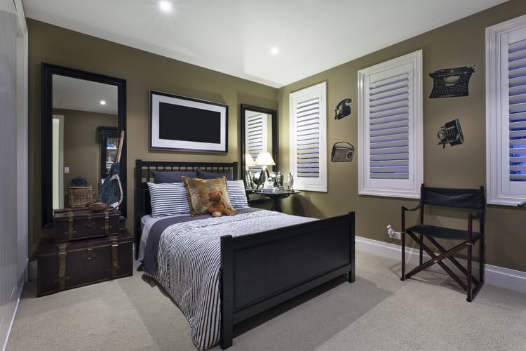 41 Unique Bedroom Color Ideas 2