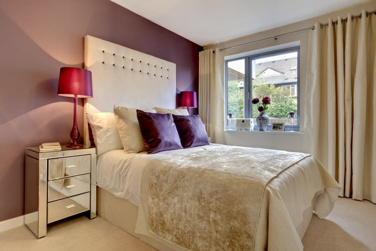 41 Unique Bedroom Color Ideas 5