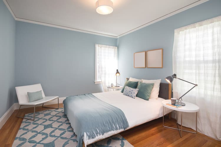 41 Unique Bedroom Color Ideas 11