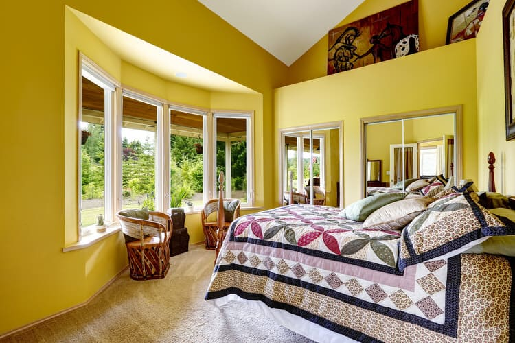 41 Unique Bedroom Color Ideas 17