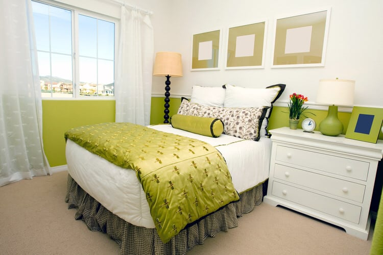 41 Unique Bedroom Color Ideas 23