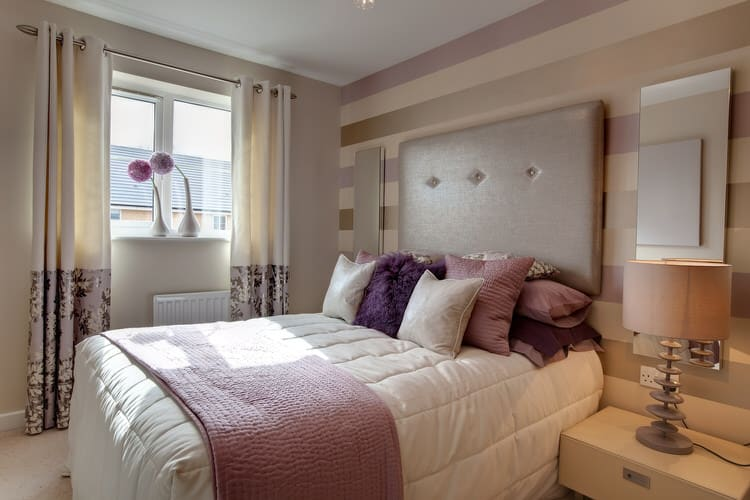 41 Unique Bedroom Color Ideas 25