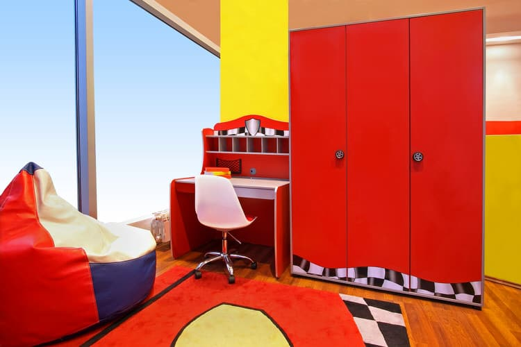 kids bedroom decorating ideas 44