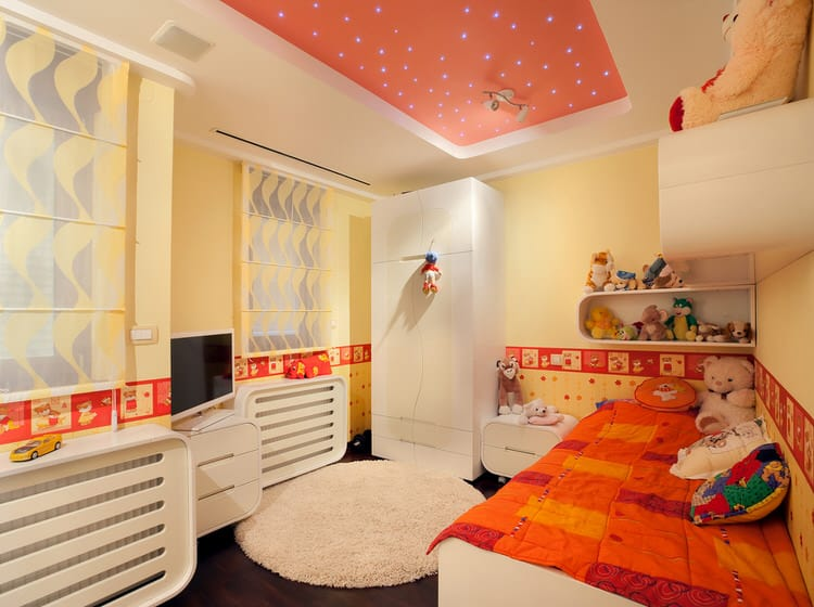 kids bedroom decorating ideas 54