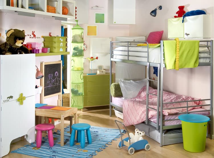 kids bedroom decorating ideas 63