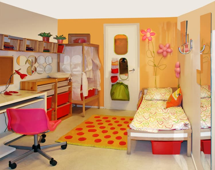kids bedroom decorating ideas 70