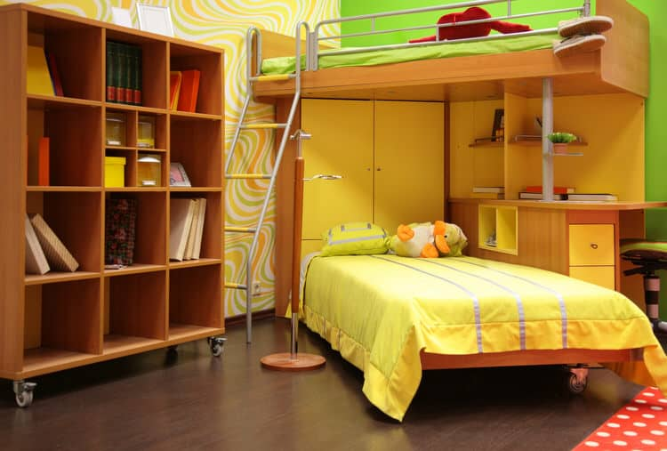 kids bedroom decorating ideas 80