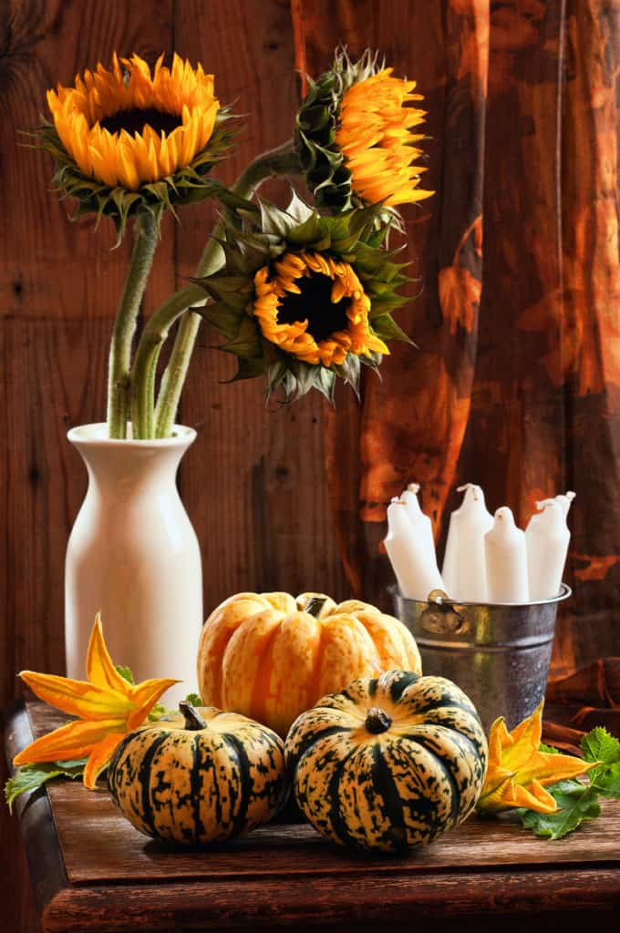 20 Fantastic Fall Decorating Ideas 20