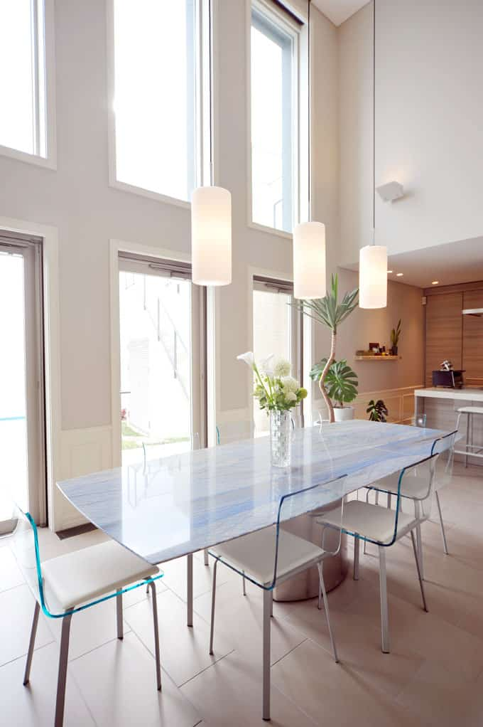Modern Glass Dining Table 18