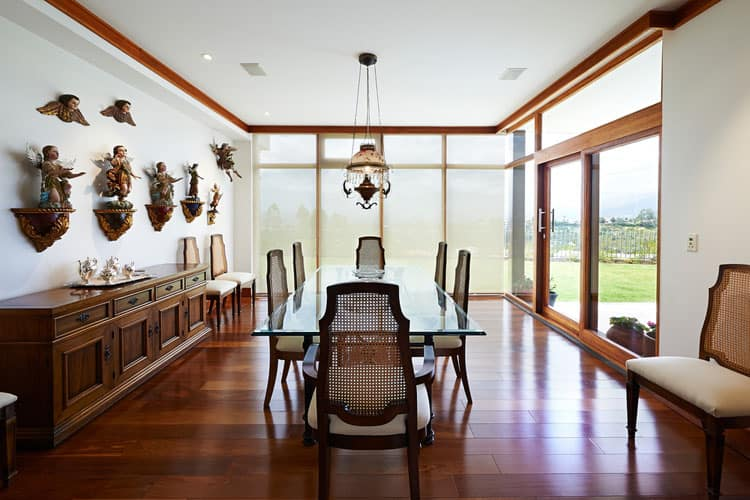 Modern Glass Dining Table 23