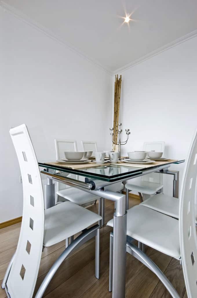Modern Glass Dining Table 26