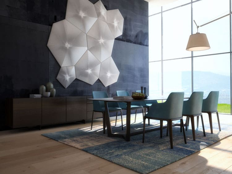 Modern Glass Dining Table 29