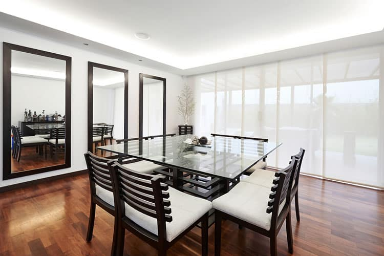 Modern Glass Dining Table 9