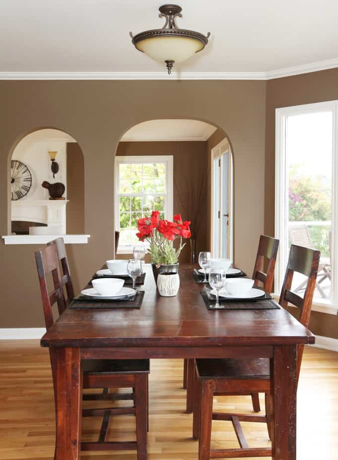 Modern Dining Room Ideas 7