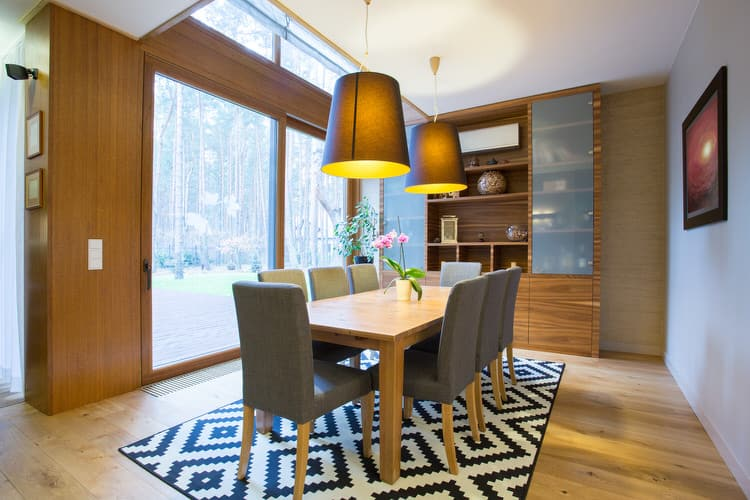 Modern Dining Room Ideas 8