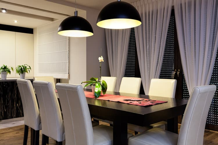 Modern Dining Room Decorating Ideas 2
