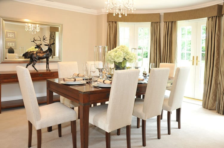 Modern Dining Room Decorating Ideas 3