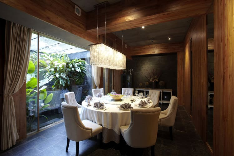 Modern Dining Room Decorating Ideas 9